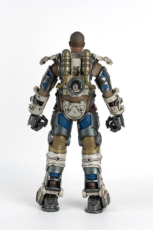 フォールアウト『Fallout X-01 POWER ARMOR(パワーアーマー)』1/6 可動フィギュア-015
