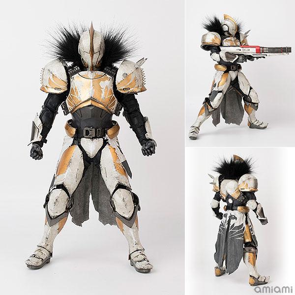 Destiny 2『Titan Calus's Selected Shader(タイタン カルスに選ばれし者・シェーダー)』1/6 可動フィギュア