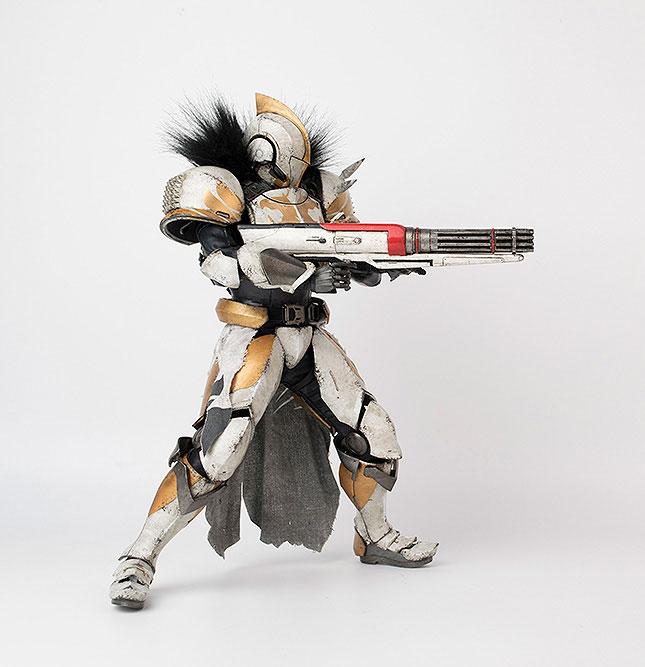 Destiny 2『Titan Calus's Selected Shader(タイタン カルスに選ばれし者・シェーダー)』1/6 可動フィギュア-005
