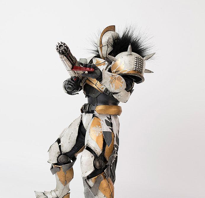 Destiny 2『Titan Calus's Selected Shader(タイタン カルスに選ばれし者・シェーダー)』1/6 可動フィギュア-006