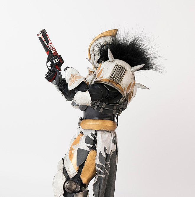 Destiny 2『Titan Calus's Selected Shader(タイタン カルスに選ばれし者・シェーダー)』1/6 可動フィギュア-008