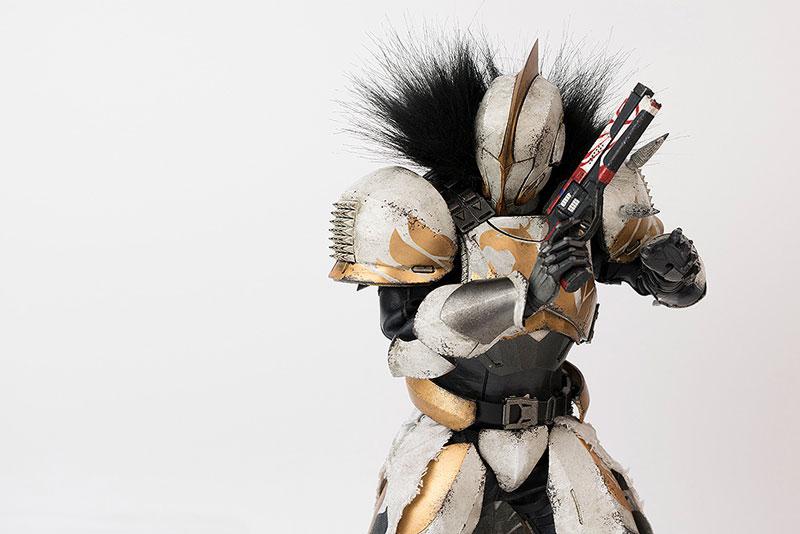 Destiny 2『Titan Calus's Selected Shader(タイタン カルスに選ばれし者・シェーダー)』1/6 可動フィギュア-011