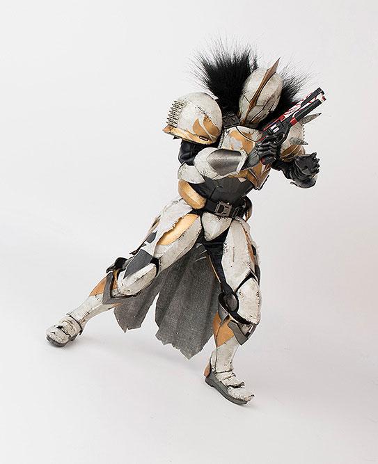 Destiny 2『Titan Calus's Selected Shader(タイタン カルスに選ばれし者・シェーダー)』1/6 可動フィギュア-012