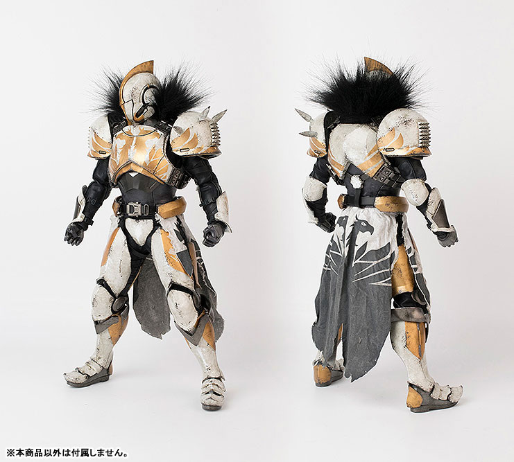 Destiny 2『Titan Calus's Selected Shader(タイタン カルスに選ばれし者・シェーダー)』1/6 可動フィギュア-014