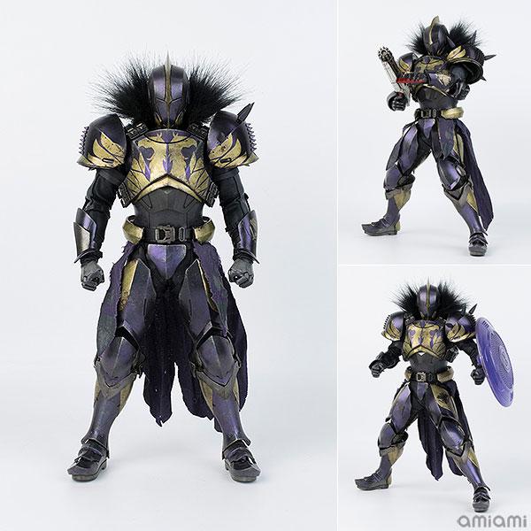 Destiny 2『Titan Golden Trace Shader(タイタン 黄金の軌跡・シェーダー)』1/6 可動フィギュア
