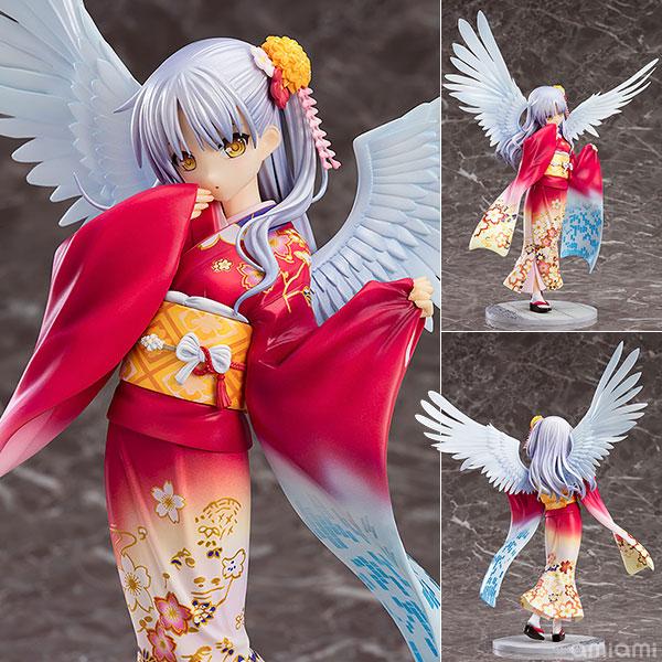 Angel Beats!『立華かなで 晴れ着Ver.』1/8 完成品フィギュア