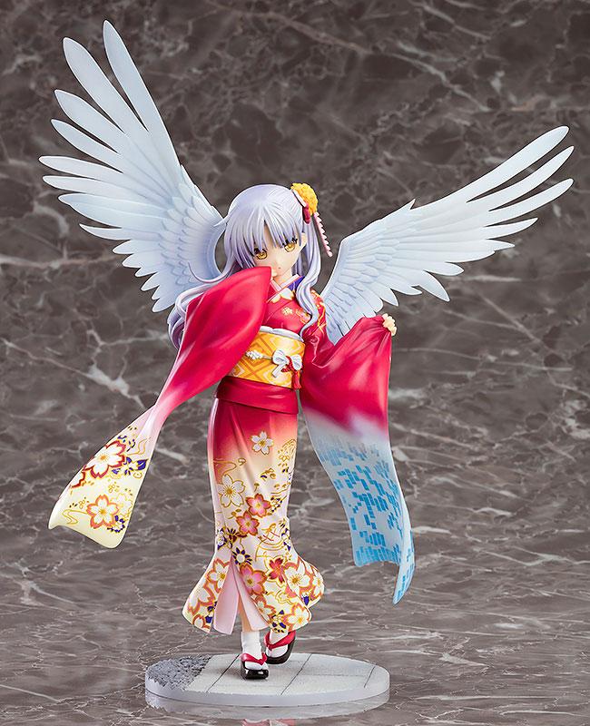 Angel Beats!『立華かなで 晴れ着Ver.』1/8 完成品フィギュア-002