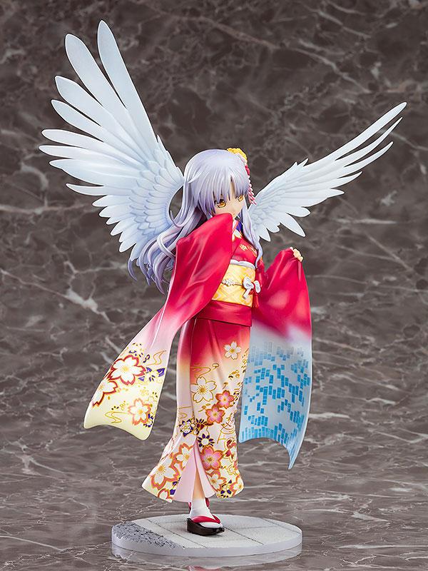 Angel Beats!『立華かなで 晴れ着Ver.』1/8 完成品フィギュア-003