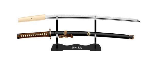【食玩】『日本刀ヒストリア』10個入りBOX-016