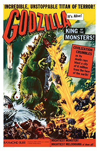 ゴジラ『ゴジラ1954(アメリカンポスターver)』 6インチ アクションフィギュア-006
