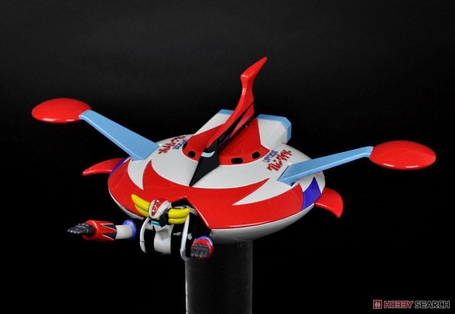 ダイキャスト『スペイザー リペイント版』UFOロボ グレンダイザー 完成品フィギュア-001