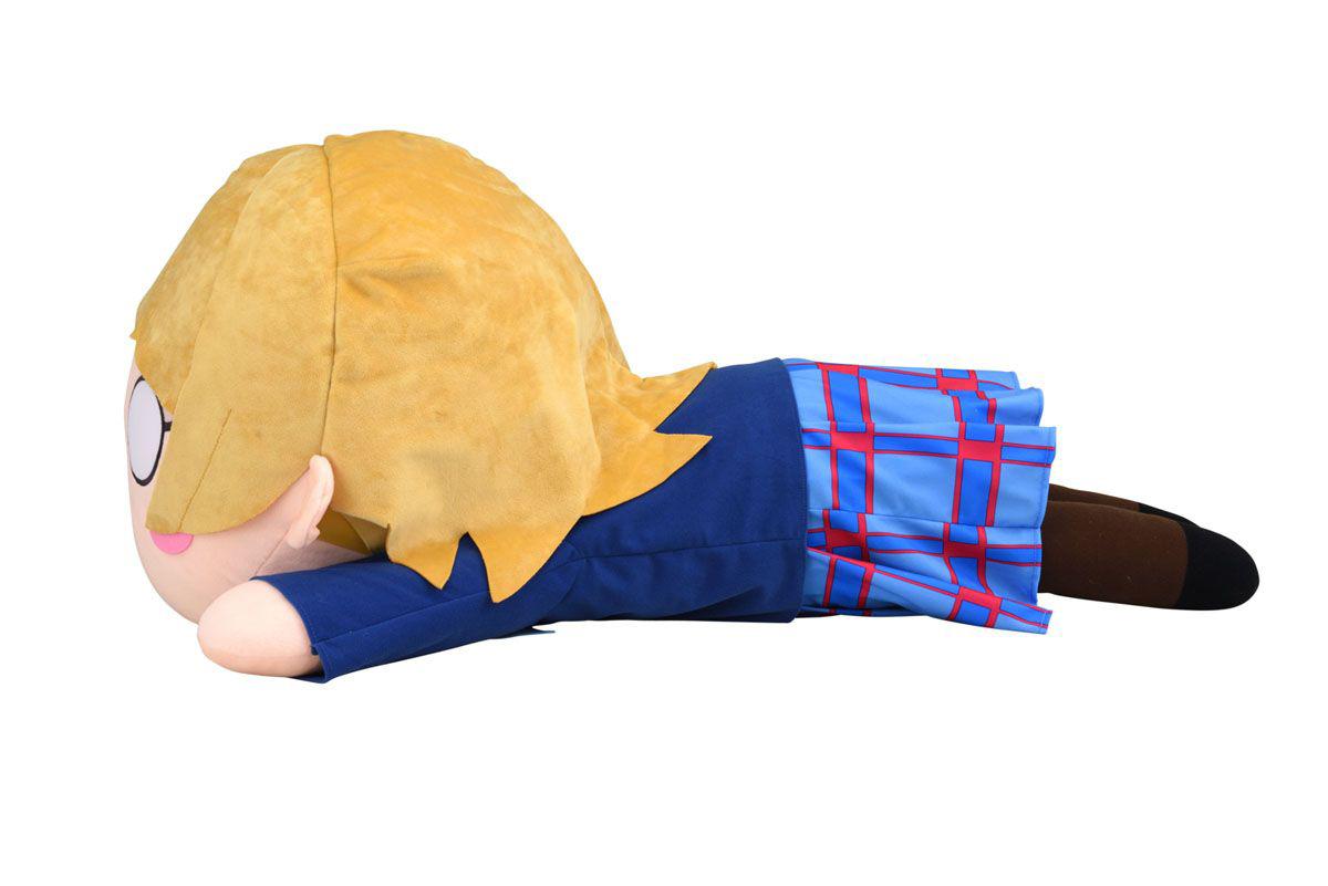 ラブライブ!『小泉花陽』テラジャンボ寝そべりぬいぐるみ-002