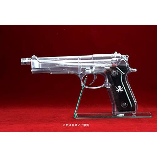 BLACK LAGOON『SWORD CUTLASS the Water Gun  スケルトンシルバー』1/1 ウォーターガン