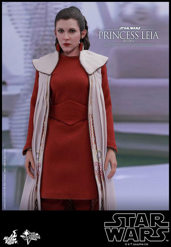 ムービー・マスターピース『プリンセス・レイア ベスピン版』1/6 スター・ウォーズ EP5/帝国の逆襲 可動フィギュア-004