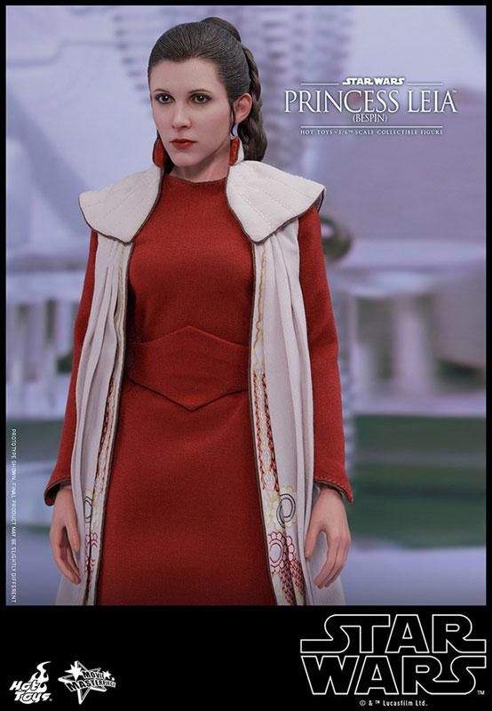 ムービー・マスターピース『プリンセス・レイア ベスピン版』1/6 スター・ウォーズ EP5/帝国の逆襲 可動フィギュア-006
