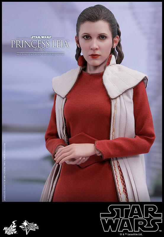 ムービー・マスターピース『プリンセス・レイア ベスピン版』1/6 スター・ウォーズ EP5/帝国の逆襲 可動フィギュア-007