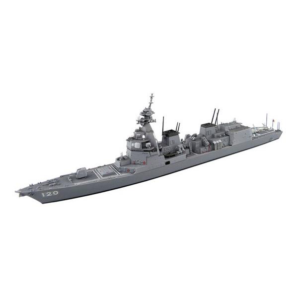 1/700 ウォーターライン『海上自衛隊 護衛艦 しらぬい SP DD-120』プラモデル
