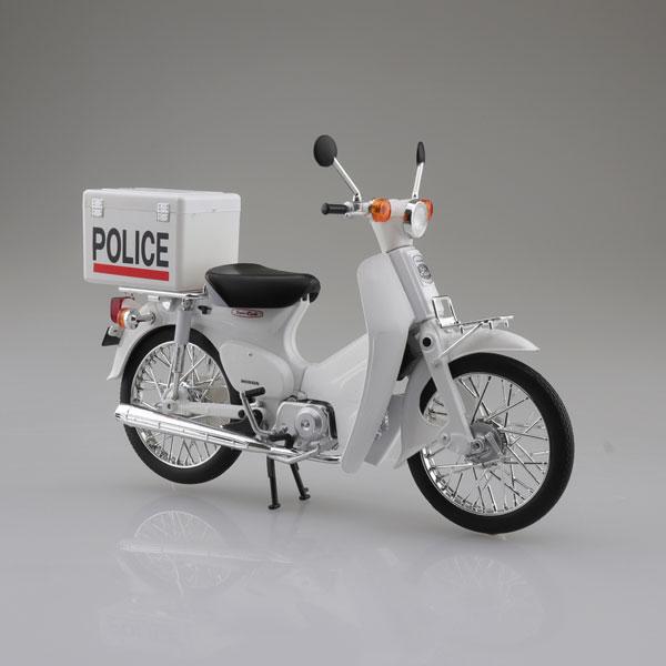 ホンダ『Honda スーパーカブ ポリス仕様』1/12 ミニカー