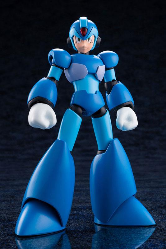 ロックマンX『エックス』1/12 プラモデル-001