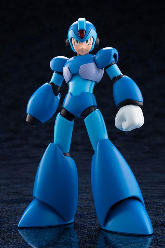 ロックマンX『エックス』1/12 プラモデル-002
