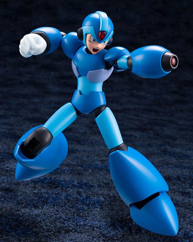 ロックマンX『エックス』1/12 プラモデル-005