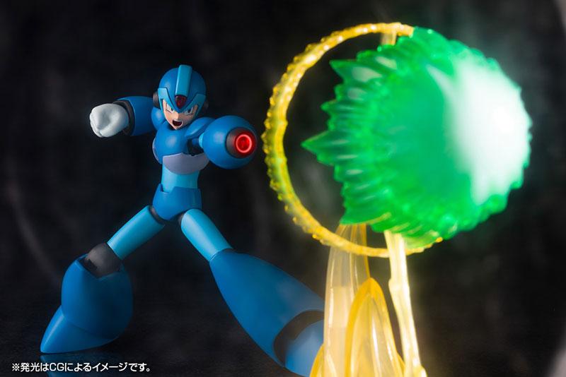 ロックマンX『エックス』1/12 プラモデル-007