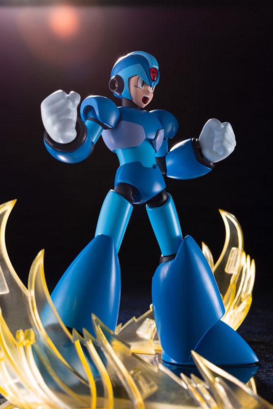 ロックマンX『エックス』1/12 プラモデル-009