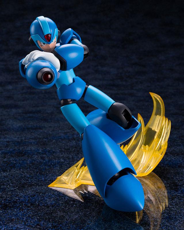 ロックマンX『エックス』1/12 プラモデル-010