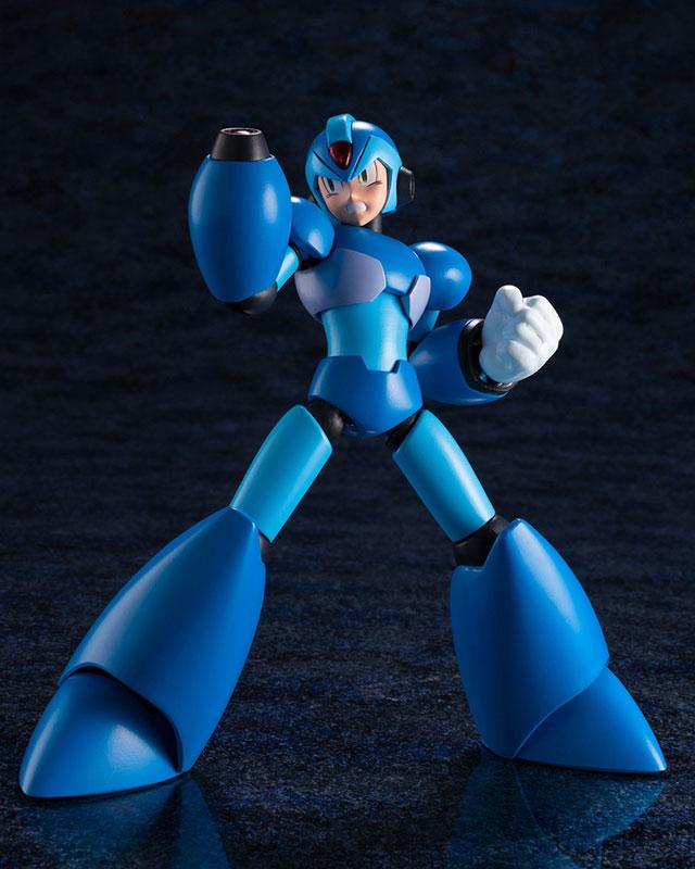 ロックマンX『エックス』1/12 プラモデル-013