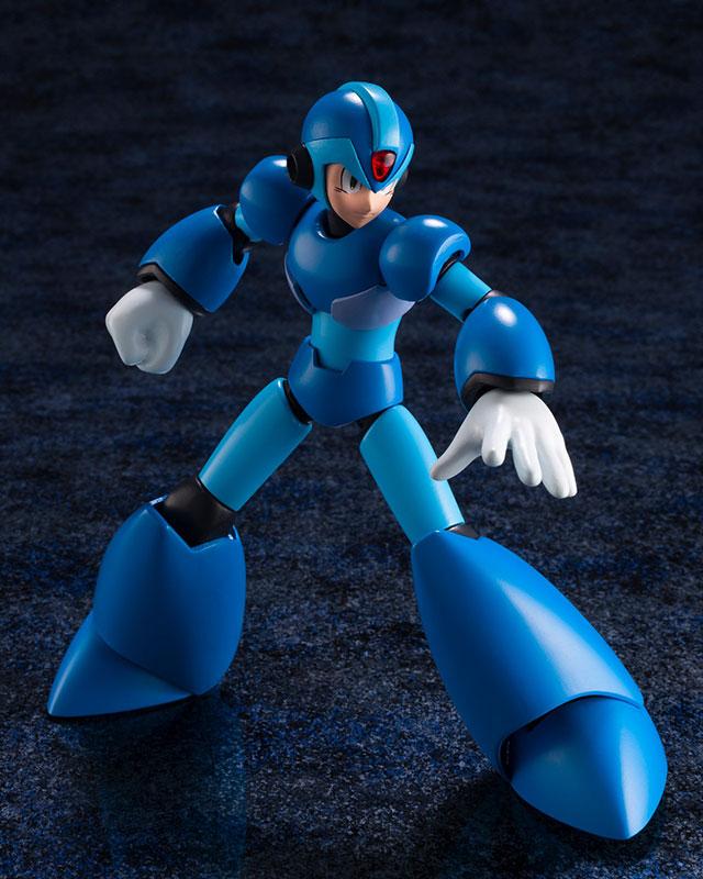 ロックマンX『エックス』1/12 プラモデル-014