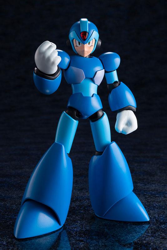 ロックマンX『エックス』1/12 プラモデル-015