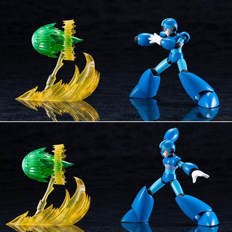 ロックマンX『エックス』1/12 プラモデル-019