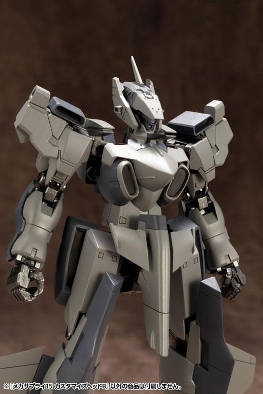 M.S.G メカサプライ15『 カスタマイズヘッドB 』プラモデル-011