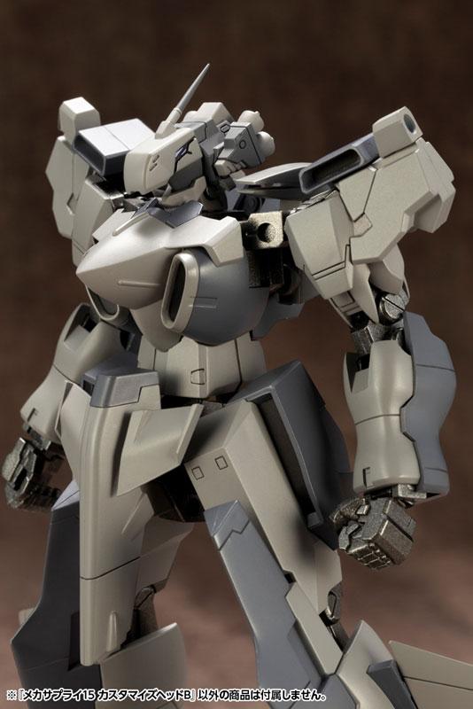 M.S.G メカサプライ15『 カスタマイズヘッドB 』プラモデル-012
