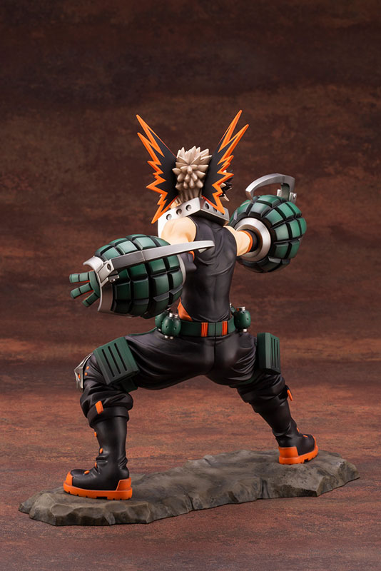 ARTFX J『轟焦凍』僕のヒーローアカデミア 1/8 完成品フィギュア-004
