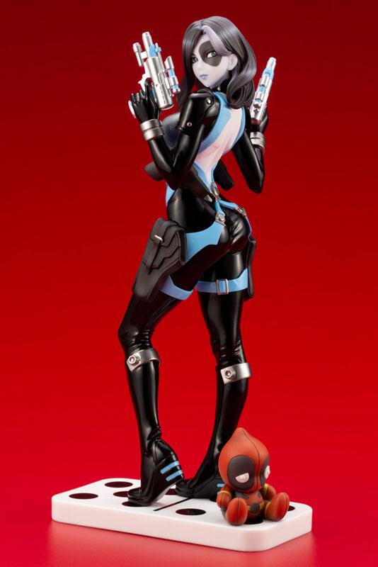 MARVEL美少女『ドミノ』デッドプール 1/7 完成品フィギュア-001