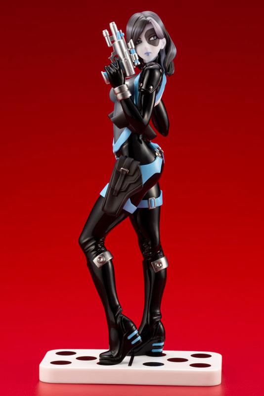 MARVEL美少女『ドミノ』デッドプール 1/7 完成品フィギュア-002