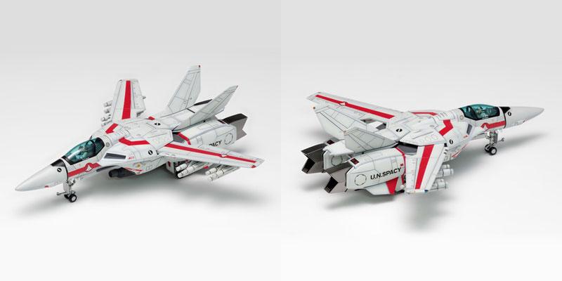 超時空要塞マクロス『VF-1[A / J / S]ファイター マルチプレックス』1/100 プラモデル-001