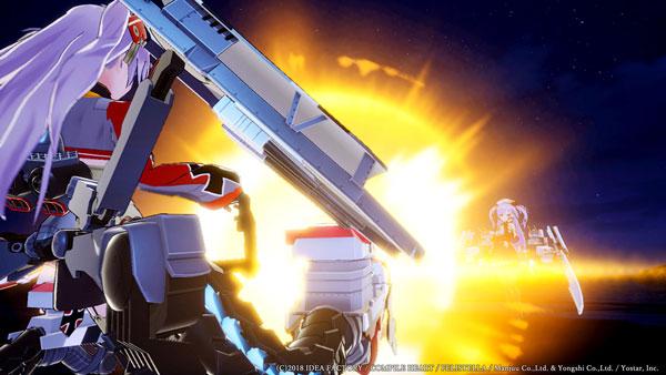 PS4『アズールレーン クロスウェーブ 限定版』ゲーム-004