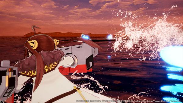 PS4『アズールレーン クロスウェーブ 限定版』ゲーム-005