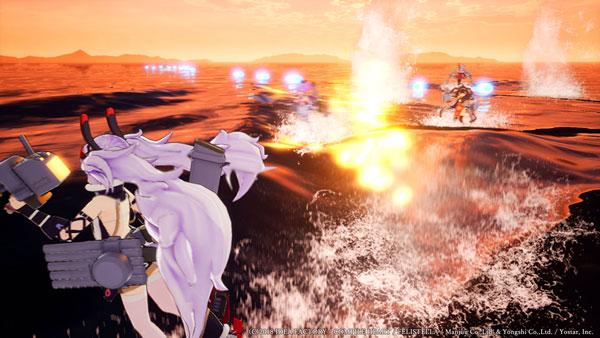 PS4『アズールレーン クロスウェーブ 限定版』ゲーム-006
