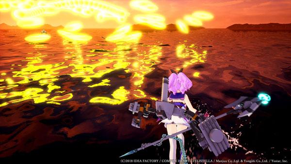 PS4『アズールレーン クロスウェーブ 限定版』ゲーム-008