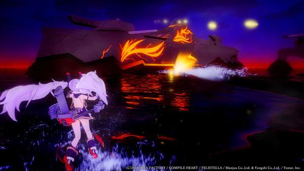PS4『アズールレーン クロスウェーブ 限定版』ゲーム-011
