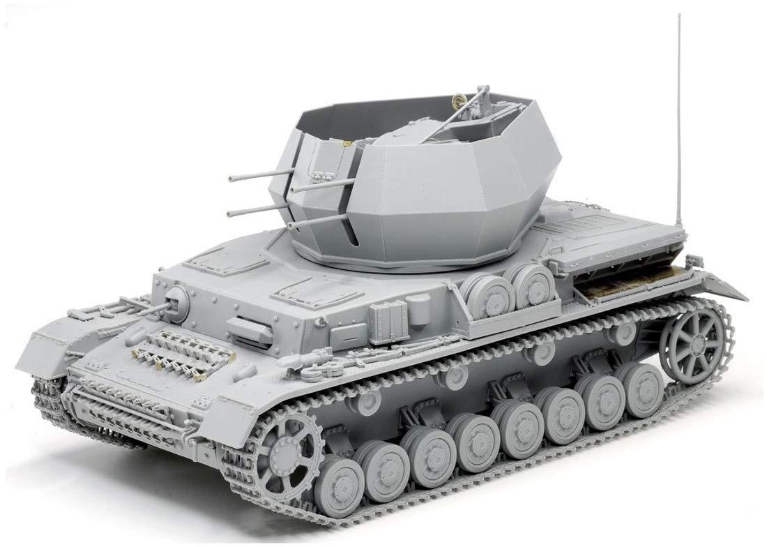 1/35『WW.II ドイツ軍 IV号対空戦車 ヴィルベルヴィント初期生産型(2 in 1)』プラモデル-002