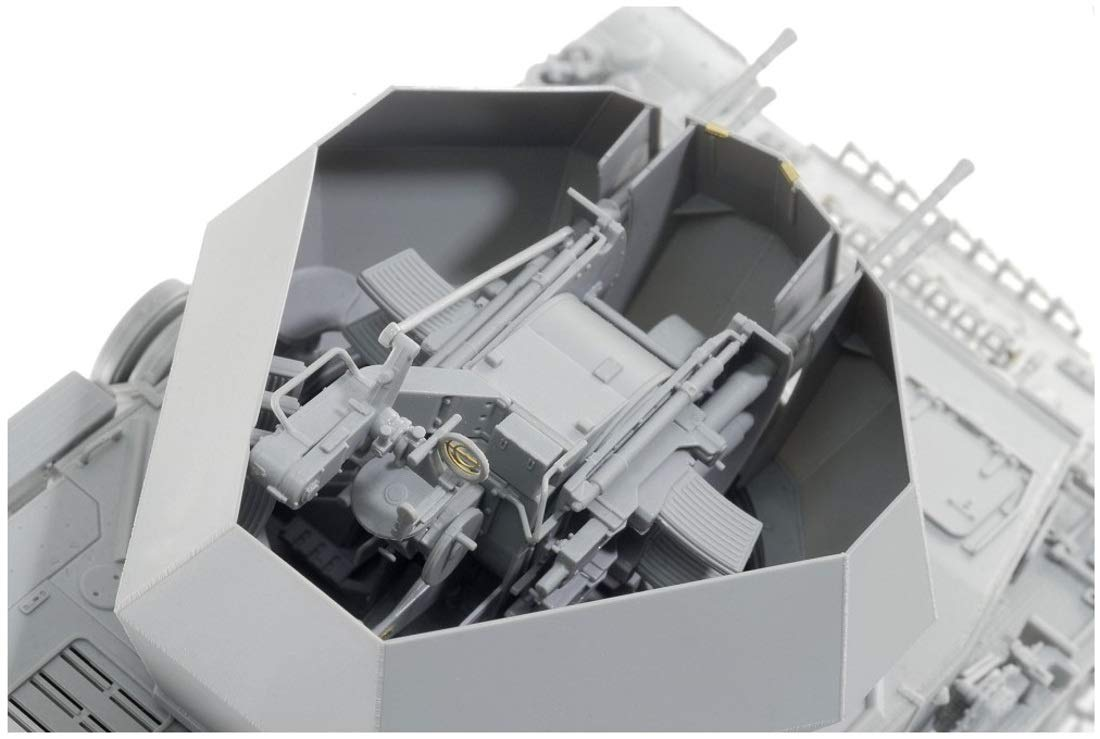 1/35『WW.II ドイツ軍 IV号対空戦車 ヴィルベルヴィント初期生産型(2 in 1)』プラモデル-005