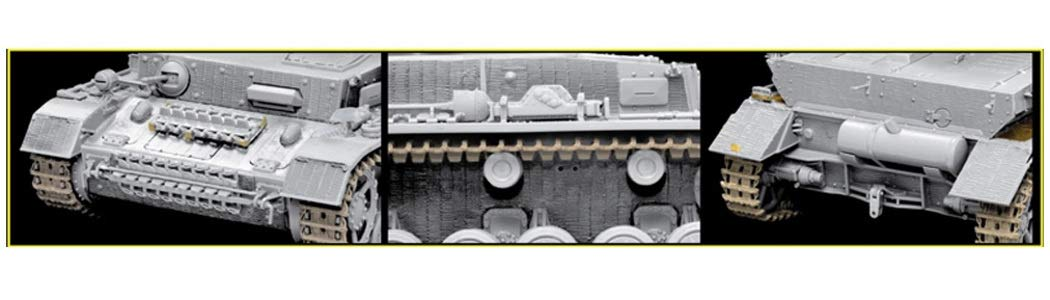 1/35『WW.II ドイツ軍 IV号対空戦車 ヴィルベルヴィント初期生産型(2 in 1)』プラモデル-006