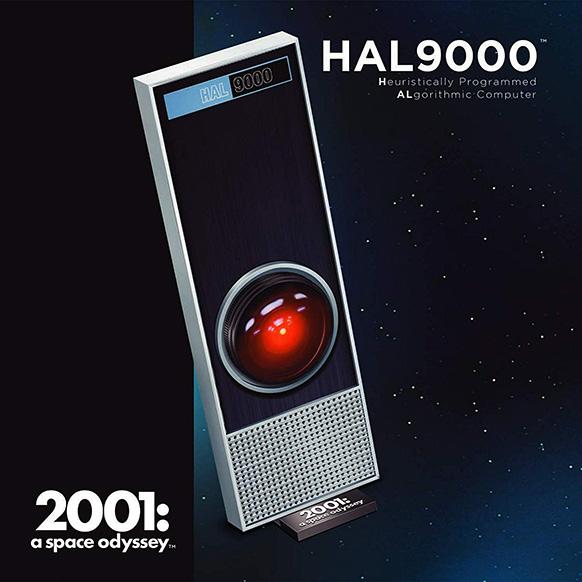 2001年宇宙の旅『HAL9000』1/1 プラモデル