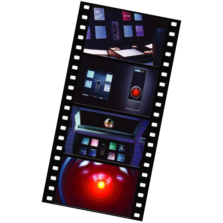 2001年宇宙の旅『HAL9000』1/1 プラモデル-003