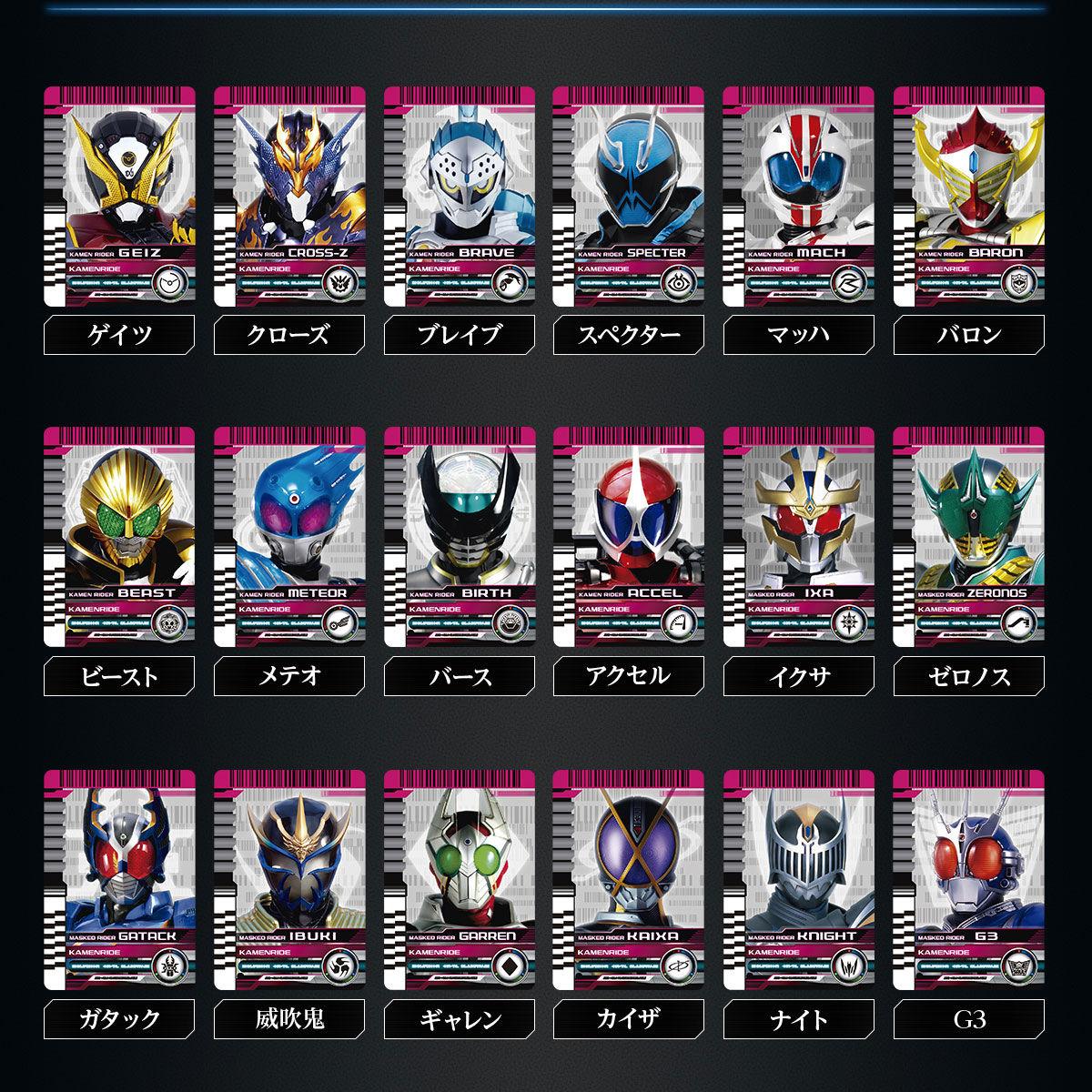 仮面ライダーディケイド『DXネオディエンドライバー』仮面ライダージオウ 変身なりきり-004