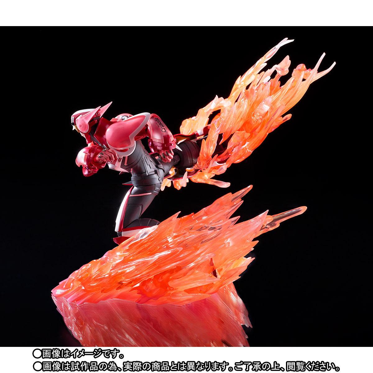 フィギュアーツZERO『バーナビー・ブルックスJr. -BATTLE STYLE-』TIGER & BUNNY 完成品フィギュア-004